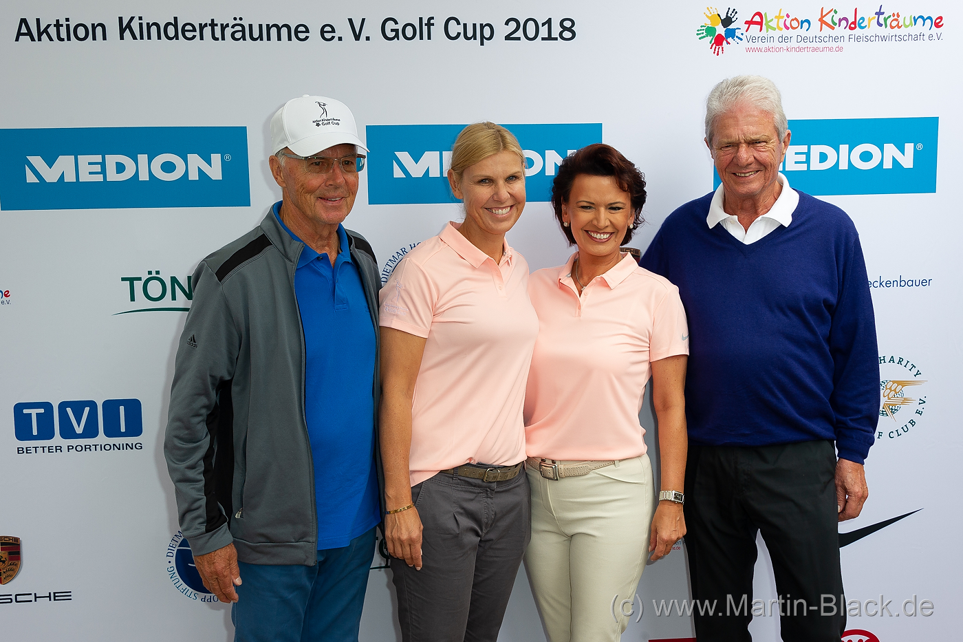 bilder vom aktion kindertr ume golf cup 2018 in st leon. Black Bedroom Furniture Sets. Home Design Ideas